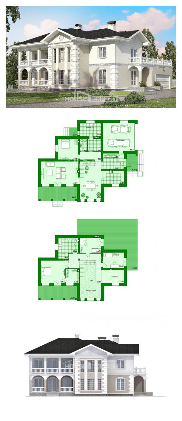 Проект дома 340-002-П   House Expert