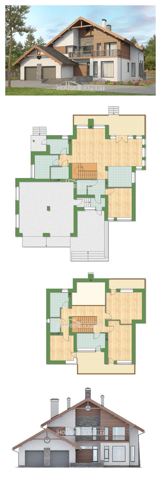 Проект дома 270-003-Л | House Expert